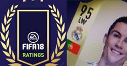 Enlace a Un youtuber filtra la carta de Cristiano en el FIFA18 y nadie está de acuerdo con la puntuación