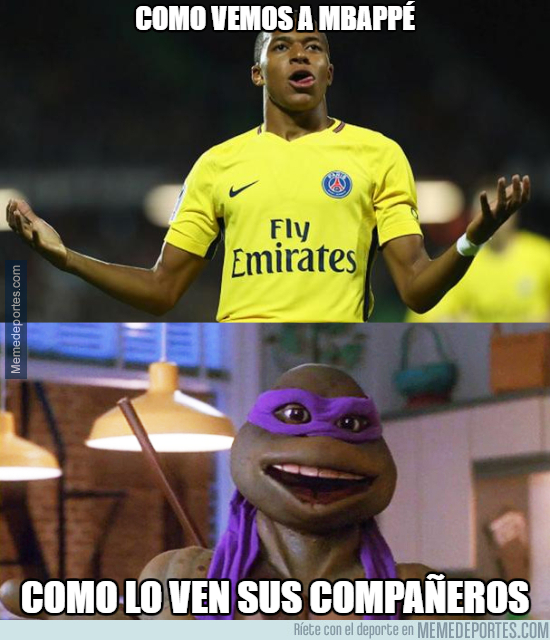 998187 - Donatello Mbappé
