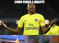 Enlace a Donatello Mbappé