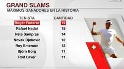 Enlace a Si Nadal gana hoy se pone a solo tres de Federer