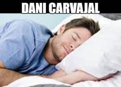 Enlace a Dani Carvajal no ha despertado