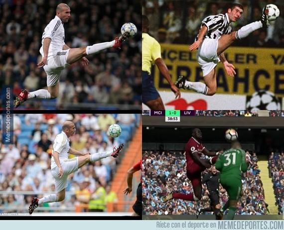 998234 - Cuando Zidane lo hace, si es divertido