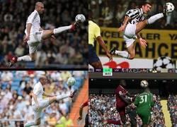 Enlace a Cuando Zidane lo hace, si es divertido