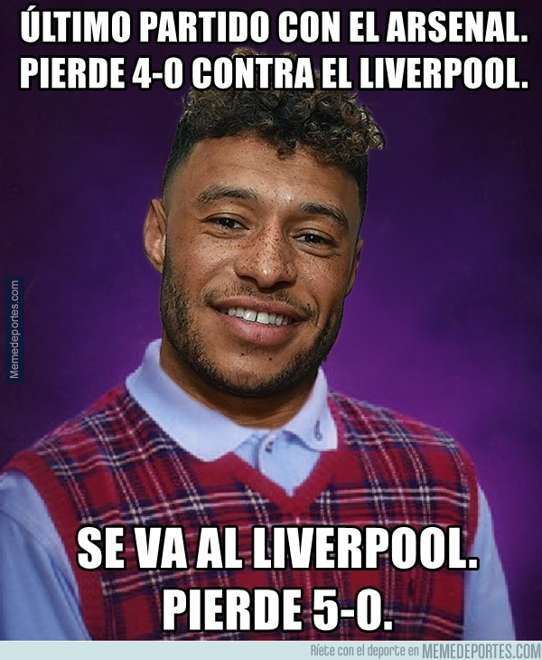 998284 - Bad luck, Oxlade