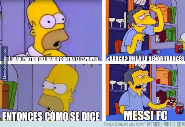 998483 - Messi está que se sale últimamente