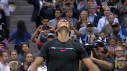 Enlace a ¡Rafa Nadal campeón del US Open!