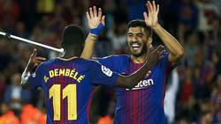 Enlace a Nostradamus: Lo que Suárez le dijo a Dembelé previo a su debut ante el Espanyol