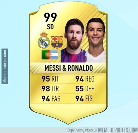 998690 - La carta más poderosa del FIFA que todos quieren