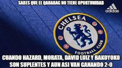 Enlace a El banquillo del Chelsea es imponente