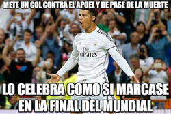 Enlace a Cristiano sigue igual