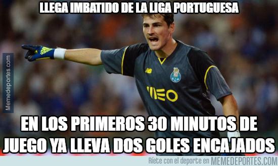 999083 - Pobre Casillas :(