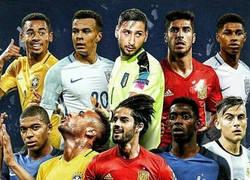 Enlace a Las joyas del fútbol de los próximos 10 años, más otros que vendrán