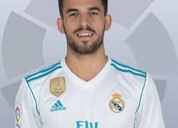 Enlace a Los sueños de Dani Ceballos se contradicen cuando estaba en el Real Betis y Real Madrid