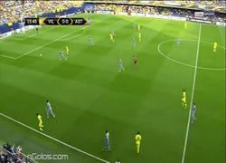Enlace a GIF: Sansone adelanta al Villarreal frente al Astana