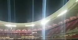 Enlace a Vídeo: El Wanda Metropolitano y su curiosa ambientación