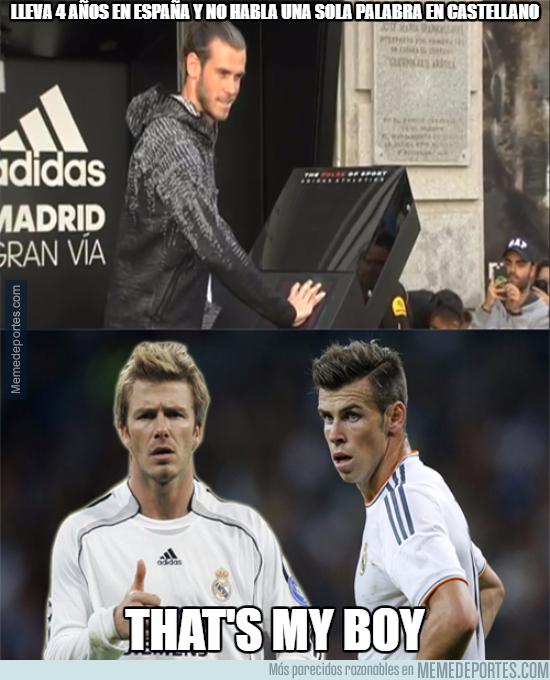 999334 - A Beckham le cae bien el chico Gareth