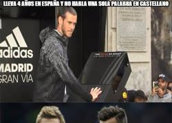 Enlace a A Beckham le cae bien el chico Gareth