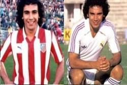Enlace a Ponen una placa de Hugo Sánchez en el Wanda Metropolitano y está siendo brutalmente atacada por colc
