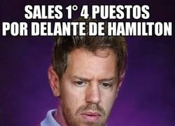 Enlace a Parecía un gran día para Vettel, pero...