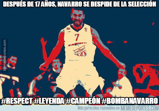 999601 - Se retira una leyenda del baloncesto español
