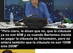 Enlace a Bartomeu es de buscador tradicional...