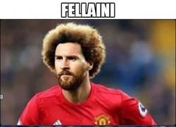 Enlace a Fellaini tras otro gran partido con el United