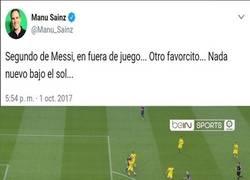 Enlace a Lo de Manu Sainz no tiene nombre...