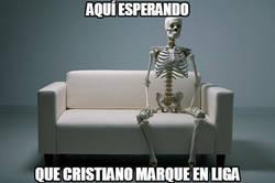 Enlace a Esperando los goles de Cristiano