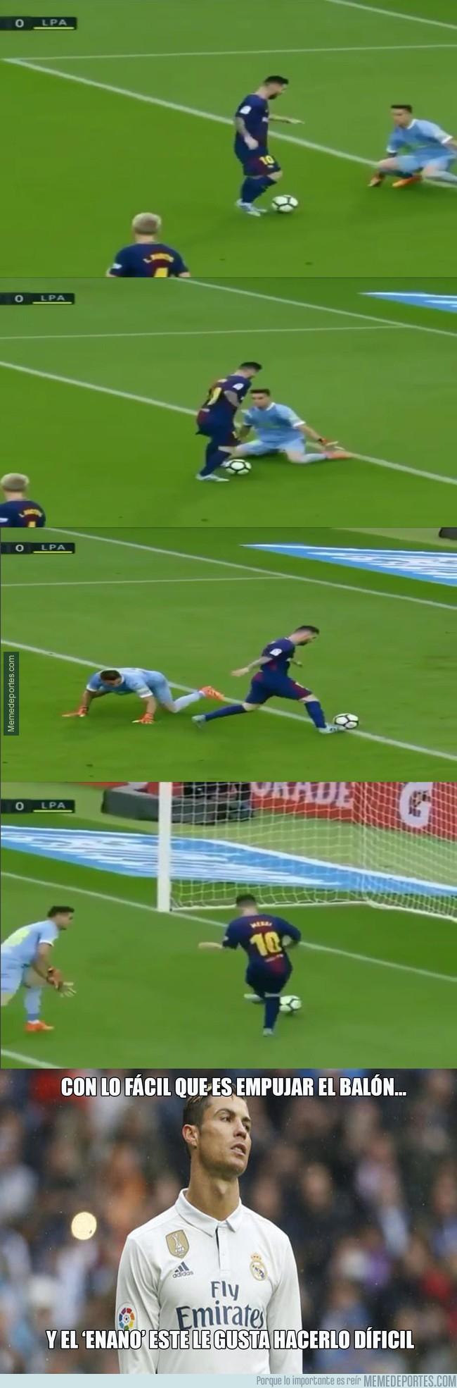 1001795 - La magia de Leo Messi