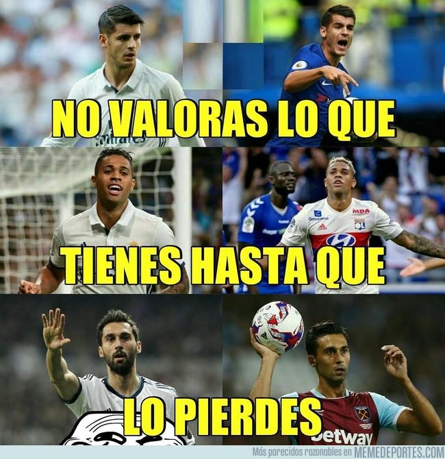 1001834 - El Real Madrid dejando ir estrellas