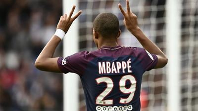 1001841 - Mbappé cambió su celebración por esta buena causa