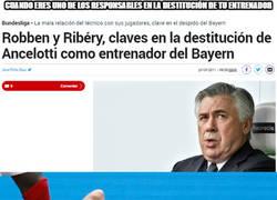 Enlace a El Karma implacable con Ribery
