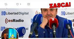 Enlace a Periodista del Chiringuito culpa a Piqué de los heridos del 1-O y luego lo borra. El zasca es épico
