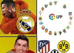 Enlace a Las dos caras de Cristiano, también con Portugal