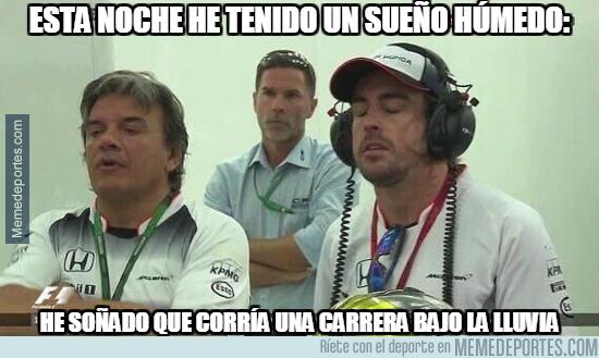 1001973 - Fernando Alonso nos cuenta qué ha soñado esta noche