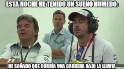 Enlace a Fernando Alonso nos cuenta qué ha soñado esta noche