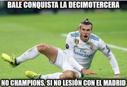 Enlace a ¡¡¡Bale logra la decimotercera!!!
