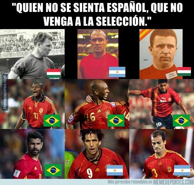 1002028 - Selección ESPAÑOLA de fútbol
