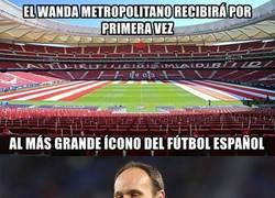 Enlace a El más grande estrenará el Estadio Metropolitano