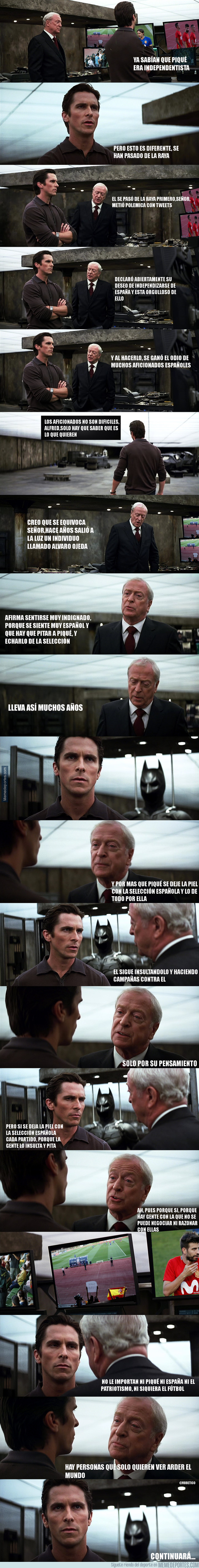 1002266 - Batman sale en defensa de Piqué