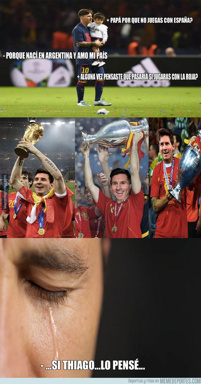 1002333 - Messi se equivocó de selección