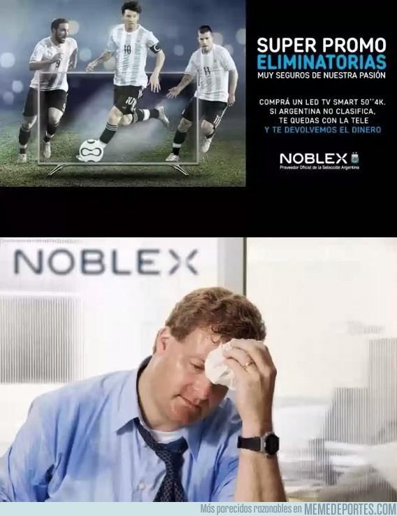 1002415 - En problemas los de Noblex