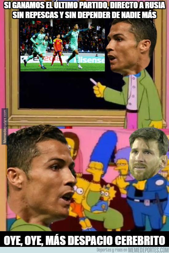 1002525 - Messi no lo puede entender