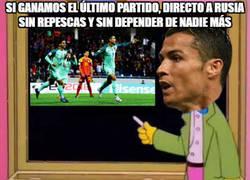 Enlace a Messi no lo puede entender
