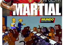 Enlace a Mundo Deportivo haciendo de las suyas con este resbalón en su portada