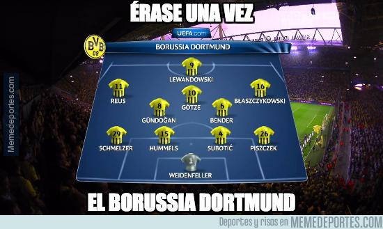 1002556 - Érase una vez el Borussia Dortmund