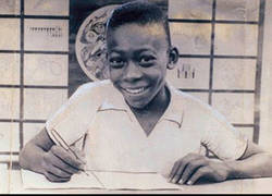 Enlace a La promesa de Pelé a su padre cuando tenía 10 años
