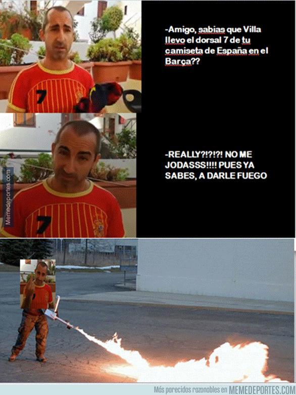1002580 - Para que pensar, mejor quemarlo todo