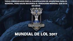 Enlace a Mundial de LOL 2017