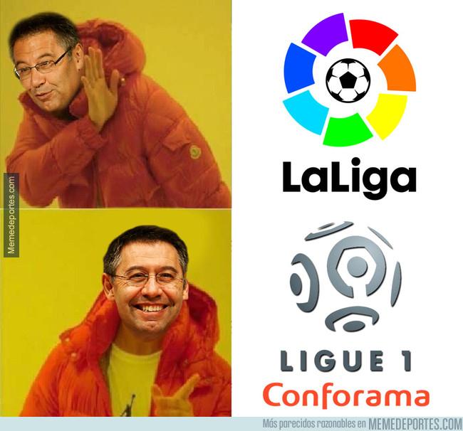 1002588 - Cada vez que Tebas dice que si Cataluña se independiza, el Barça no podrá jugar LaLiga